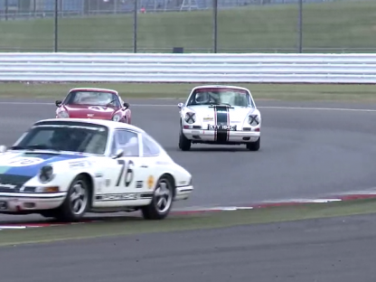 Project 50 – The Silverstone Classic Race
