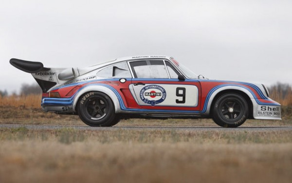 1974-Porsche-RSR-Turbo-Carrera-Side