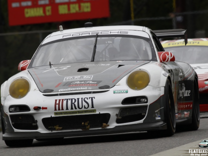Porsche's Results and Pictures At Lime Rock Park In The Final GRAND-AM Race Ever
