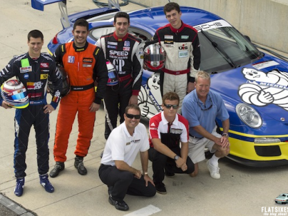 Porsche Hosts Second Young Driver Academy Class at Barber Motorsports Park