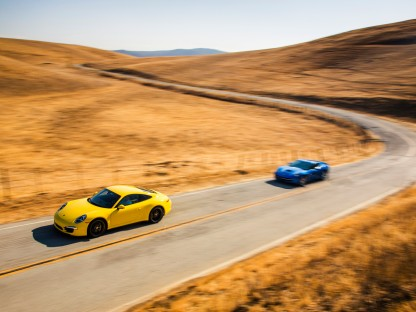 991 Carrera 4S Retains MotorTrend Best Driver's Car Title