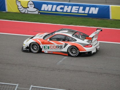 Porsche & CORE autosport Announce 2-Car Factory-Supported USCR 991 RSR Team for 2014