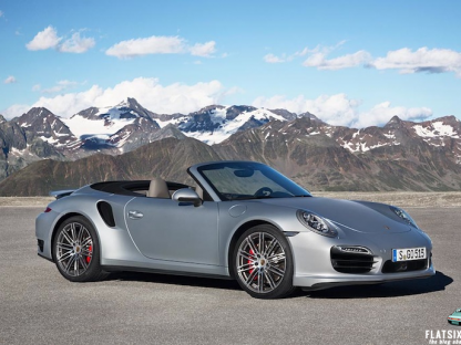 Pricing, Pictures, Video and Specs on Porsche's Newest Cabriolets, The 911 Turbo and Turbo S