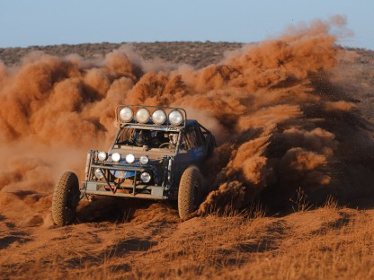 Porsche Factory Driver Patrick Long To Race In This Year's Baja 1000
