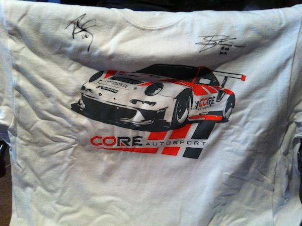 core tshirt