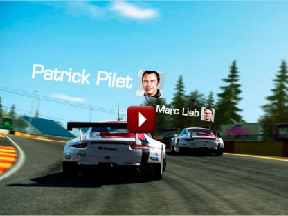 Win 1 of 3 Great Prizes from Porsche if You Beat Marc Lieb's Personal Record in This Video Game