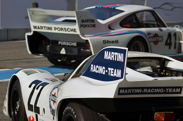Porsche Hero's of Le Mans