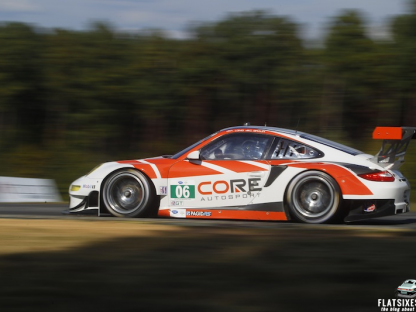 Porsche's Results And Pictures In The ALMS At VIR