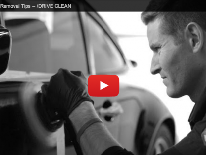 How to remove swirl marks from your Porsche