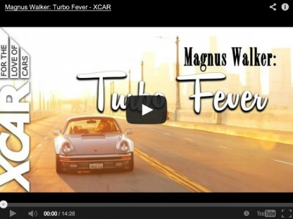 magnus walker turbo fever video