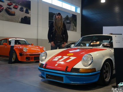 Magnus Walker's Master Plan