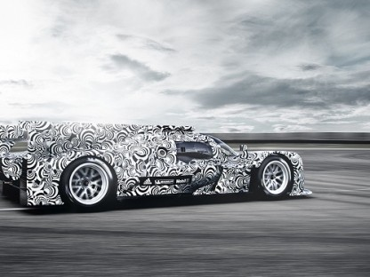 Watch The World Debut Of The Porsche 919 Hybrid Live