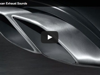 Here's What The Porsche Macan Sounds Like
