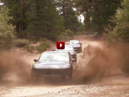 Watch How Porsche Tests The New Macan On And Off-Road