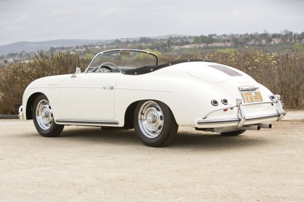 1957 Porsche 356 A Carrera 1500 GS Speedster by Reutter_Photo Credit Pawel Litwinski (c) 2013 Courtesy of RM Auctions (2)