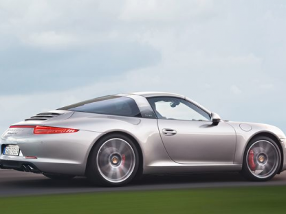 Watch The World Premier Of The Porsche 911 Targa