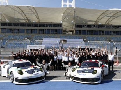 Porsche Acquires 51% Stake in Manthey Racing