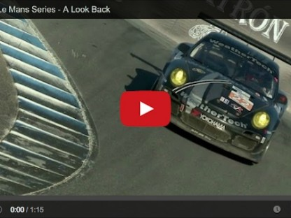 Porsche In The American Le Mans Series. A Look Back
