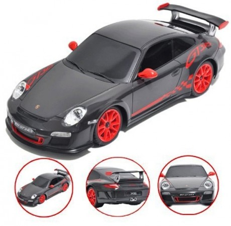 1/18 Scale Porsche 911 GT3 RS Radio Remote Control Car RC