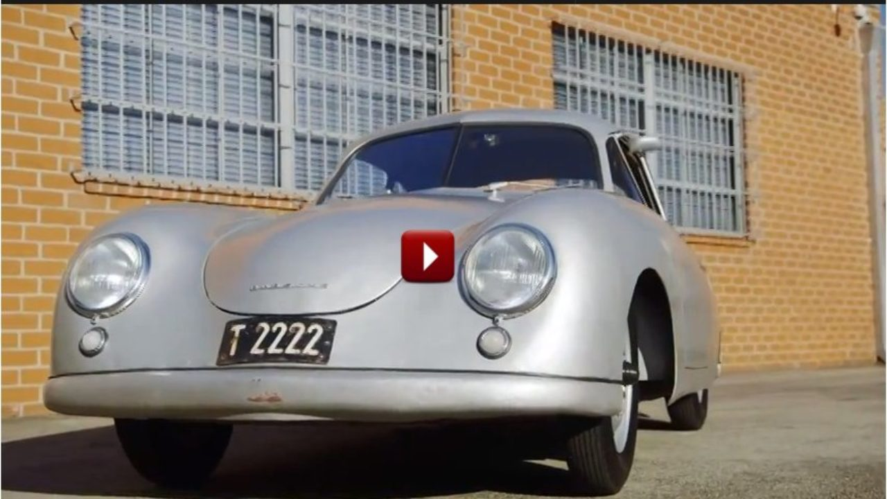 Jerry Seinfeld S 1949 Porsche 356 2 Gmünd Featured With Jay Leno On Comedians In Cars Getting Coffee Flatsixes
