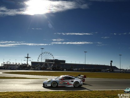 Porsche's Qualifying Results At The Rolex 24 At Daytona