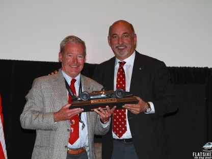 Hurley Haywood Honored With RRDC's 2014 Phil Hill Award