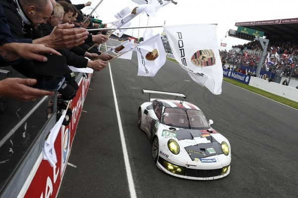2013 Le Mans- No_ 92 Under Porsche Flags