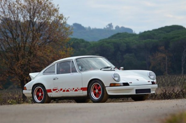 Paris 2014 Artcurial Auctions Results Porsche 911 2.7 Carrera RS