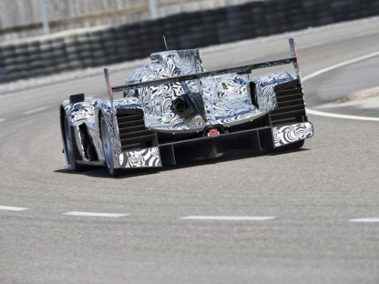 Porsche Takes On The WEC And Le Mans With Four Factory Cars