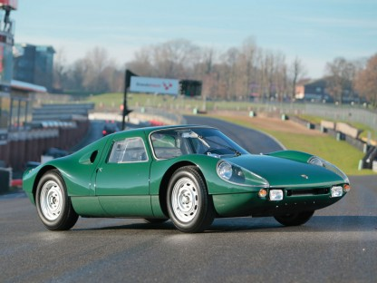 Paris 2014 RM Auctions Results Porsche 904