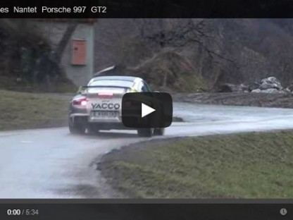 Insanity Takes The Form Of A Rally Prepared GT2