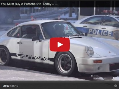 Should You Buy An Air-Cooled Porsche Before Prices Are Out Of Reach?