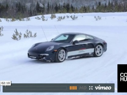 'Cool Hunting' Shows What It's Like To Ice Drive At Camp4 Canada