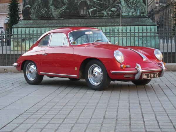 2014 Paris Bonhams Auction Results Porsche 356