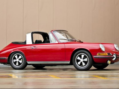 Gooding and RM Preview An Excellent Array Of Porsches For Amelia Island Sale