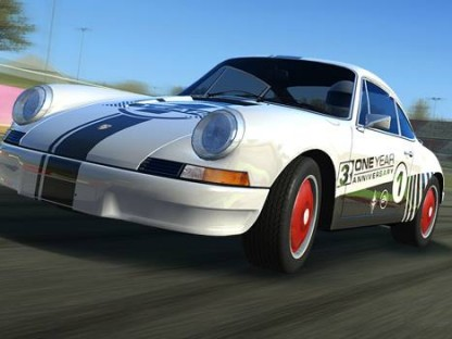 Get A Free Porsche 911 On Real Racing 3