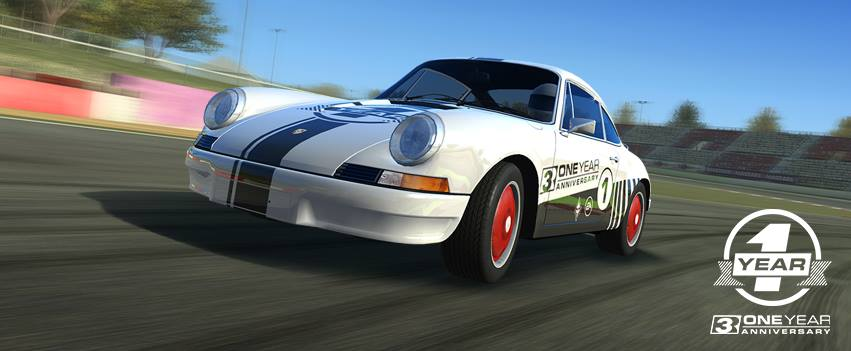 Get A Free Porsche 911 On Real Racing 3 Flatsixes