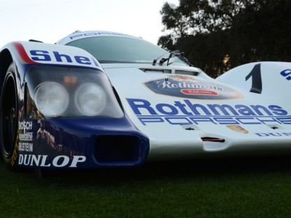 The Porsches Of Amelia Island In Pictures