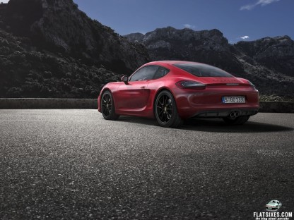 Pricing And Pictures Of The Porsche Boxster GTS And Cayman GTS