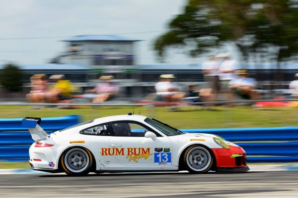 Rum Bum Snow Racing with Wright Motorsport Sebring Test