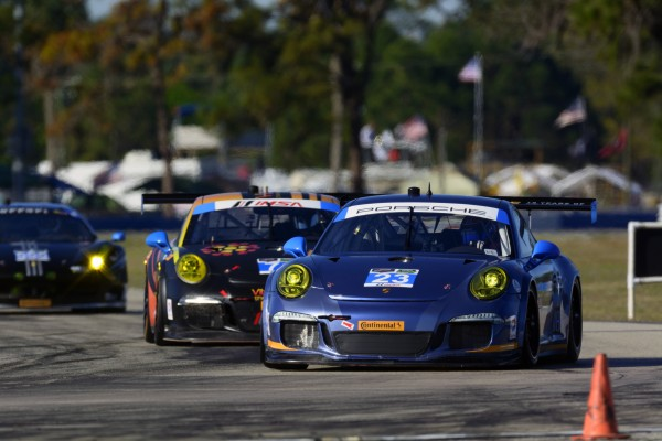 2014 Tudor USCC - 12 Hours of Sebring