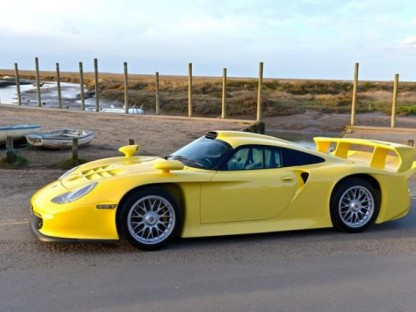 Rare Porsche 911 GT1 Evo 'Strassenversion' For Sale