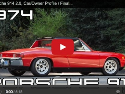 Is The Porsche 914 Finally Getting The Respect It Deserves?