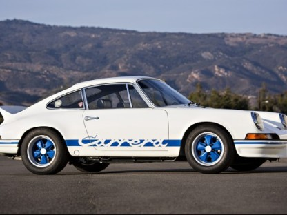 Gooding and Co Porsche Carrera 2.7 RS Auction Results
