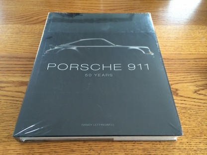 "Win A Copy Of Randy Leffingwell's ""Porsche 911 50 Years"""