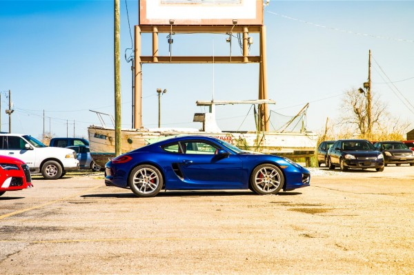 Cayman Automobile Magazine All-Star