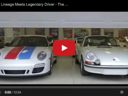 Legendary Lineage Meets Legendary Driver – The Brumos Porsche B59 Story
