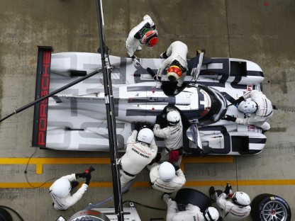 Porsche's Results And Pictures In The WEC At Silverstone