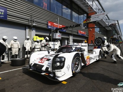 Porsche's Results, Video And Pictures In The WEC At Spa