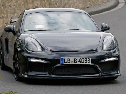 "Why the ""Cayman GT4"" Isn't Going To Happen"
